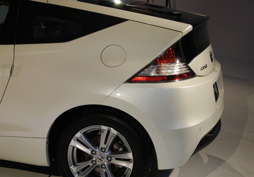 Honda CR-Z launched – RM115k OTR with insurance Image #75500