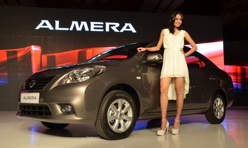 Nissan Almera officially launched: RM66.8k to 79.8k! Image #138767