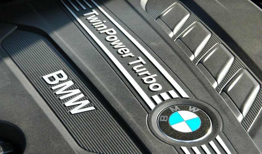 DRIVEN: BMW F30 3 Series – 320d diesel and new four-cylinder turbo 328i sampled in Spain! Image #85344