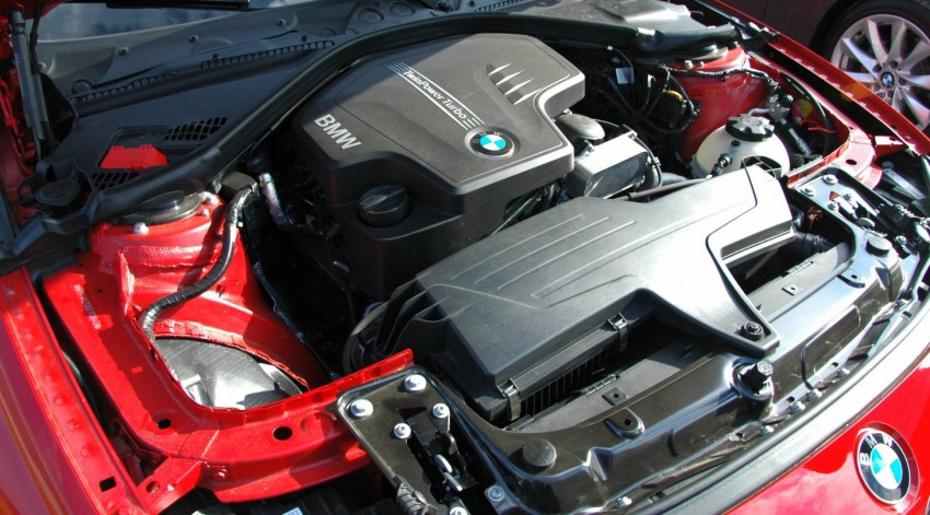DRIVEN: BMW F30 3 Series – 320d diesel and new four-cylinder turbo 328i sampled in Spain! Image #86060