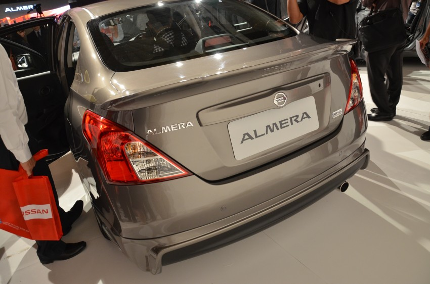 Nissan Almera officially launched: RM66.8k to 79.8k! Image #138765