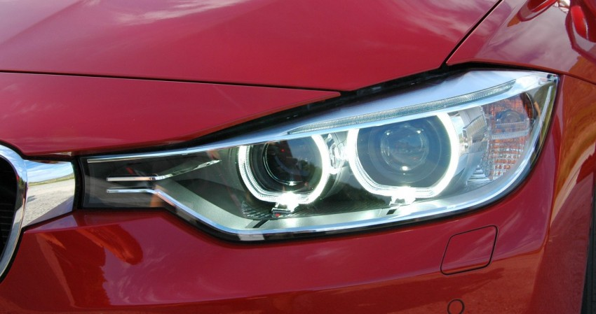 DRIVEN: BMW F30 3 Series – 320d diesel and new four-cylinder turbo 328i sampled in Spain! Image #85309