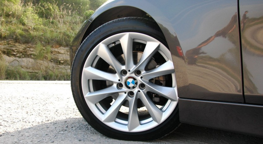 DRIVEN: BMW F30 3 Series – 320d diesel and new four-cylinder turbo 328i sampled in Spain! Image #85310