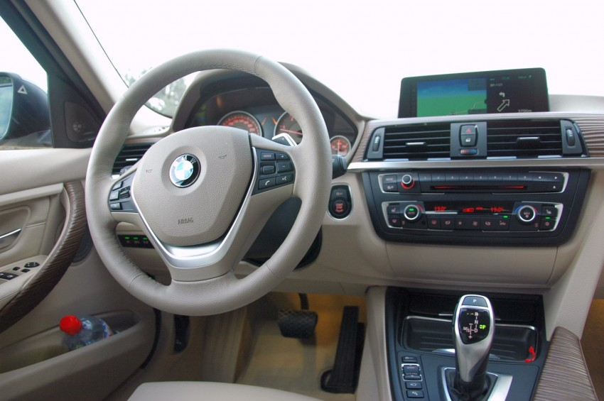 DRIVEN: BMW F30 3 Series – 320d diesel and new four-cylinder turbo 328i sampled in Spain! Image #85279