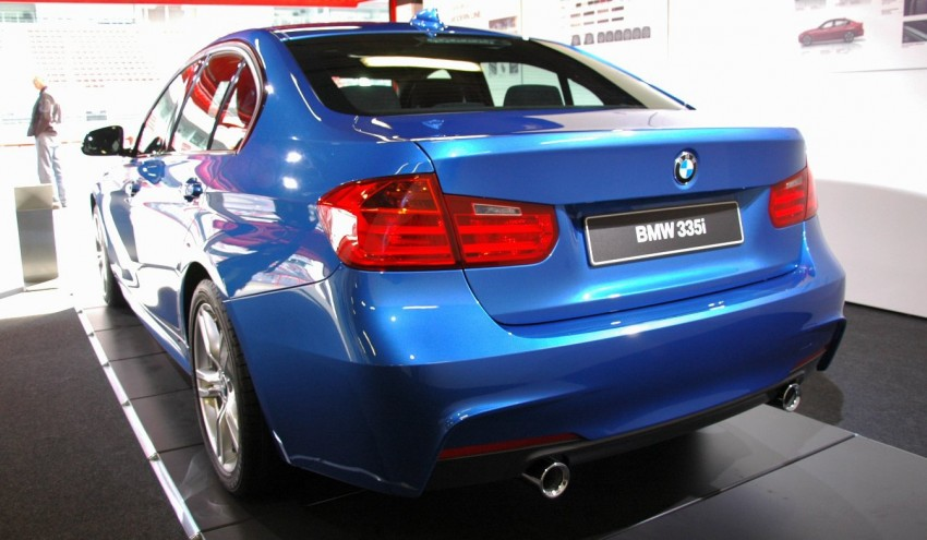 DRIVEN: BMW F30 3 Series – 320d diesel and new four-cylinder turbo 328i sampled in Spain! Image #85333