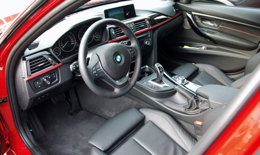 DRIVEN: BMW F30 3 Series – 320d diesel and new four-cylinder turbo 328i sampled in Spain! Image #85327