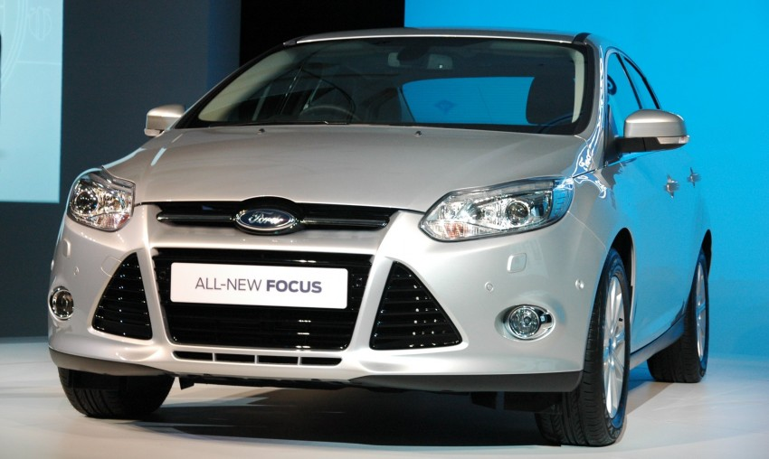 Ford Focus – third-gen makes ASEAN debut Image #96015