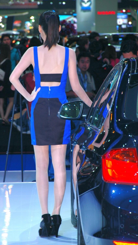 Bangkok Motor Show 2012 – the ladies say hello! Image #96529