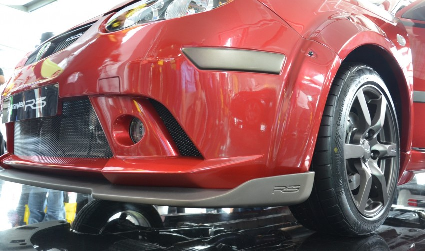 Proton Satria Neo R3 launched: RM61k-RM64k Image #143451