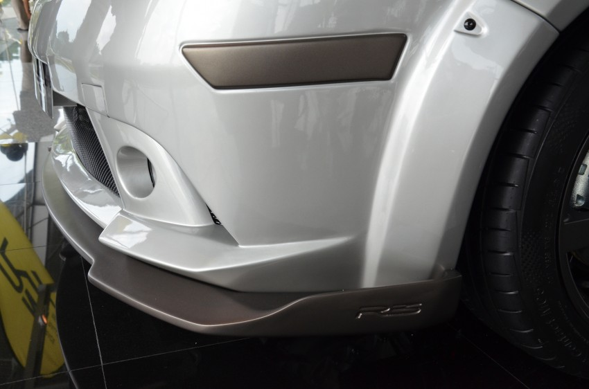 Proton Satria Neo R3 launched: RM61k-RM64k Image #143439