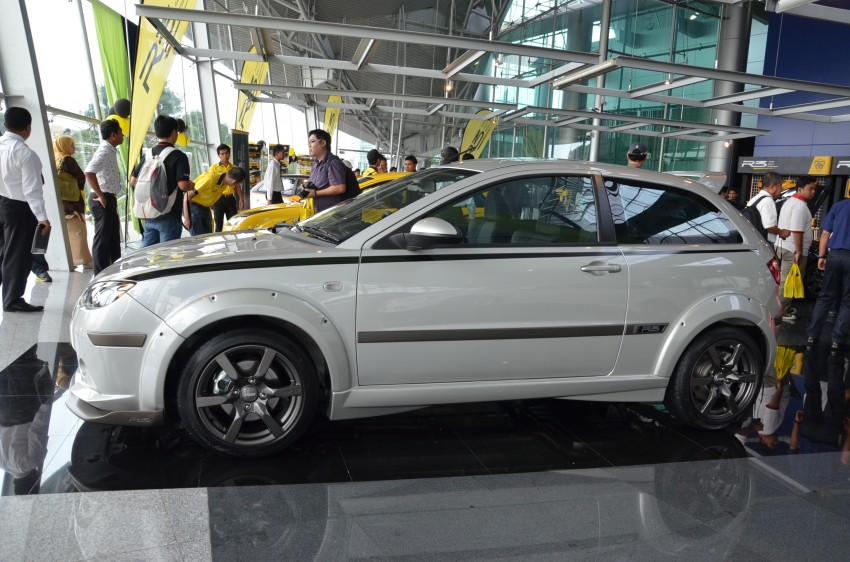 Proton Satria Neo R3 launched: RM61k-RM64k Image #143443