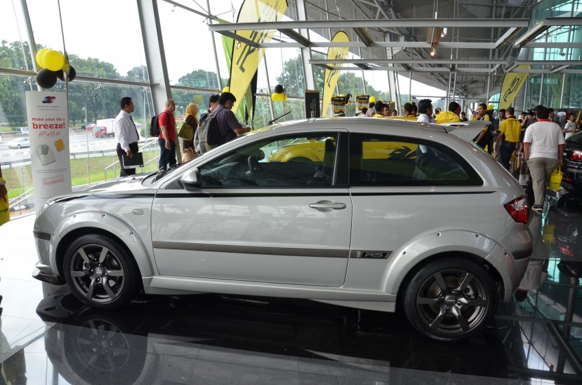 Proton Satria Neo R3 launched: RM61k-RM64k Image #143447