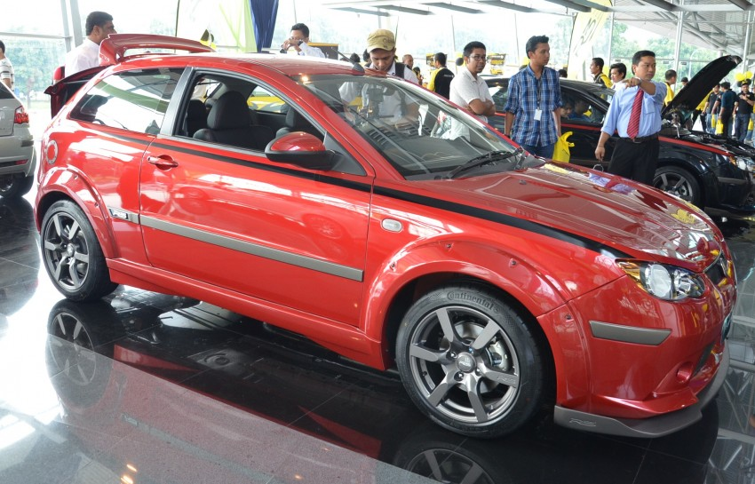 Proton Satria Neo R3 launched: RM61k-RM64k Image #143435