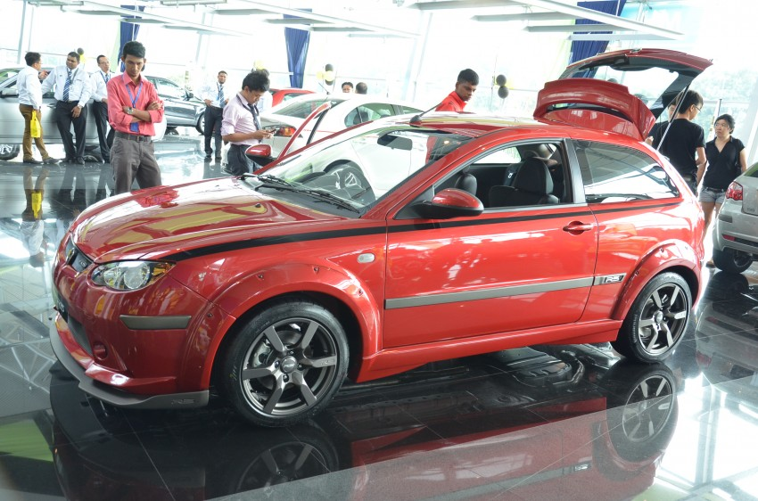 Proton Satria Neo R3 launched: RM61k-RM64k Image #143441