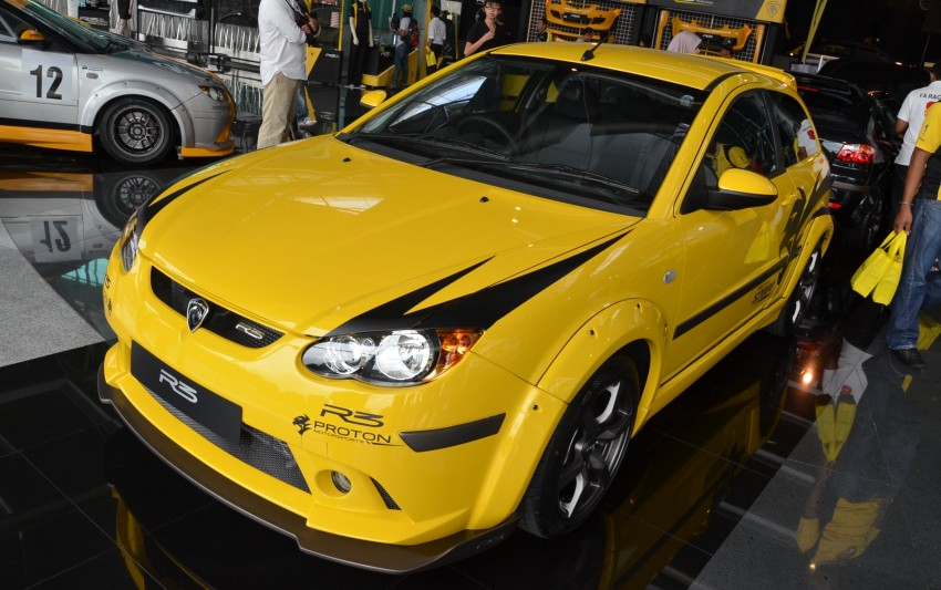 Proton Satria Neo R3 launched: RM61k-RM64k Image #143483
