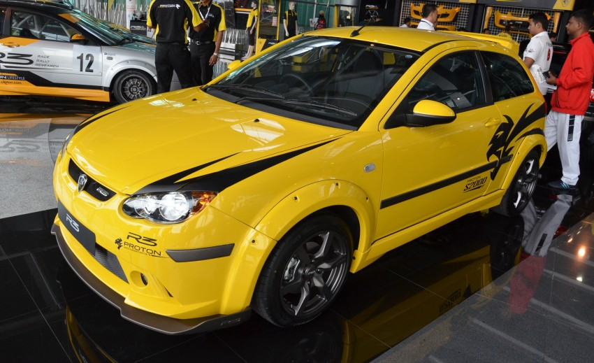 Proton Satria Neo R3 launched: RM61k-RM64k Image #143484