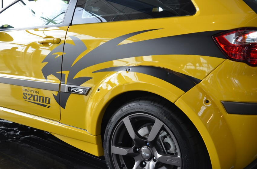 Proton Satria Neo R3 launched: RM61k-RM64k Image #143482