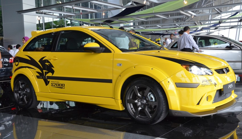 Proton Satria Neo R3 launched: RM61k-RM64k Image #143480