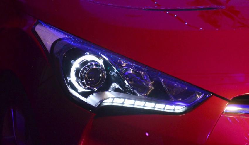 Hyundai Veloster: three variants, RM117k-133k Image #143802