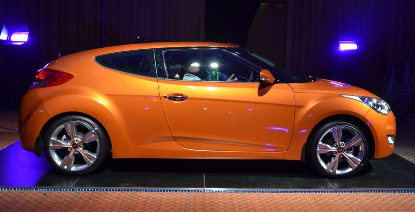 Hyundai Veloster: three variants, RM117k-133k Image #143805