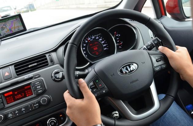DRIVEN: Kia Rio 1 4 SX - third-gen UB previewed