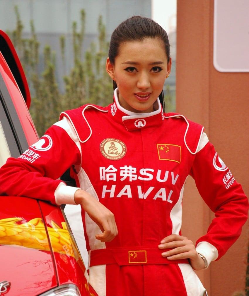 Auto China 2012: the ladies of Beijing share the spotlight Image #104369