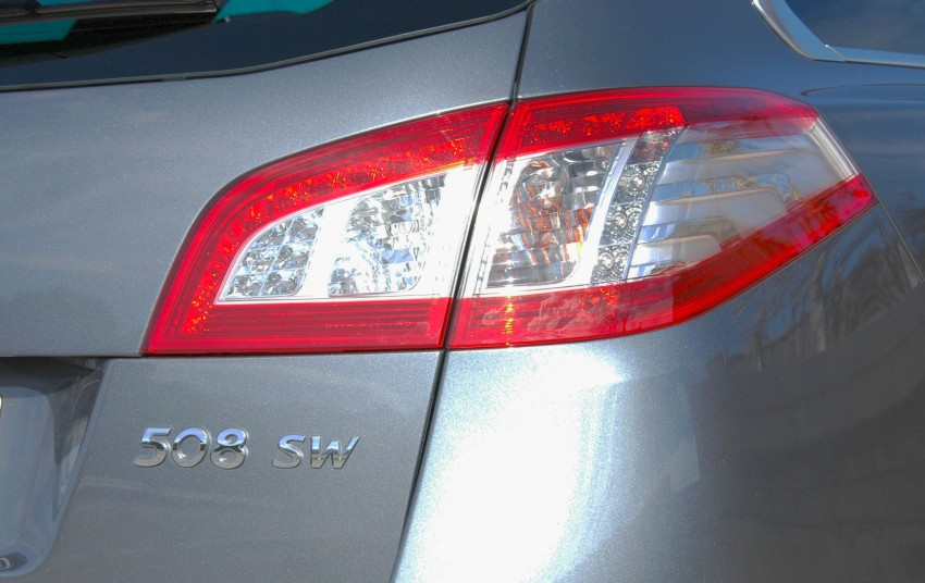French flair: Peugeot 508 test drive report from Spain Image #73399