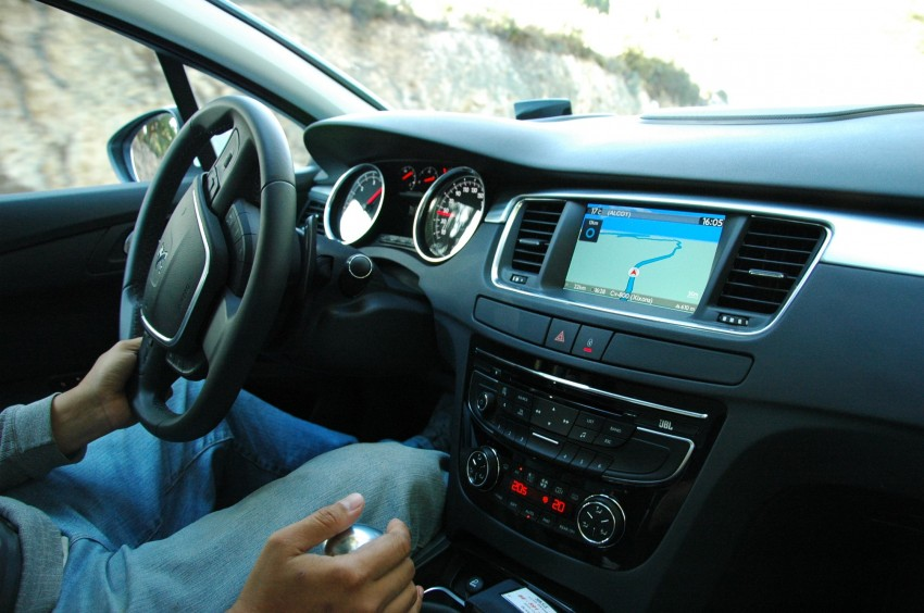 French flair: Peugeot 508 test drive report from Spain Image #73325