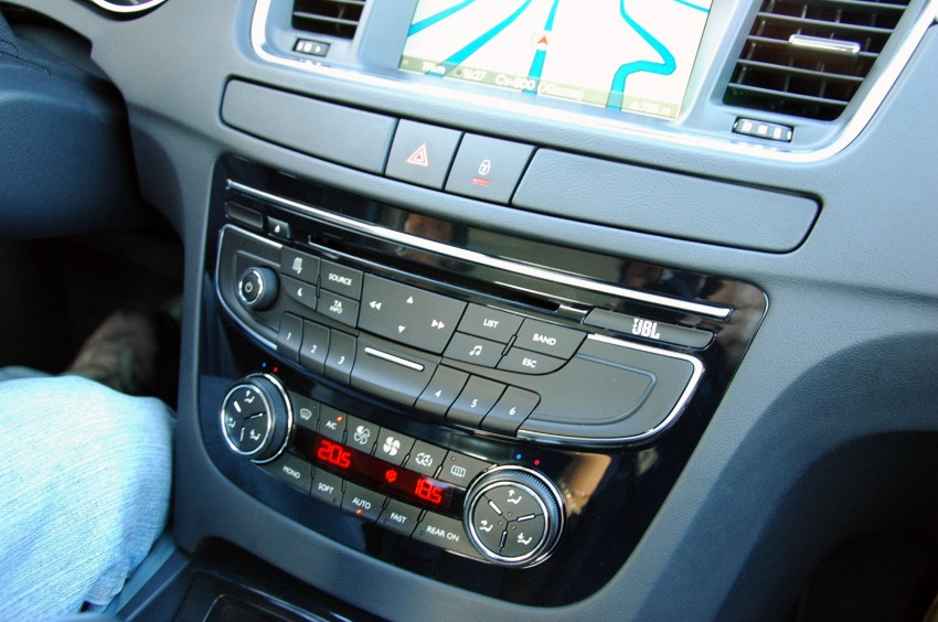 French flair: Peugeot 508 test drive report from Spain Image #73347