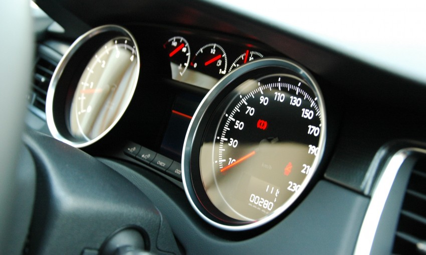 French flair: Peugeot 508 test drive report from Spain Image #73363