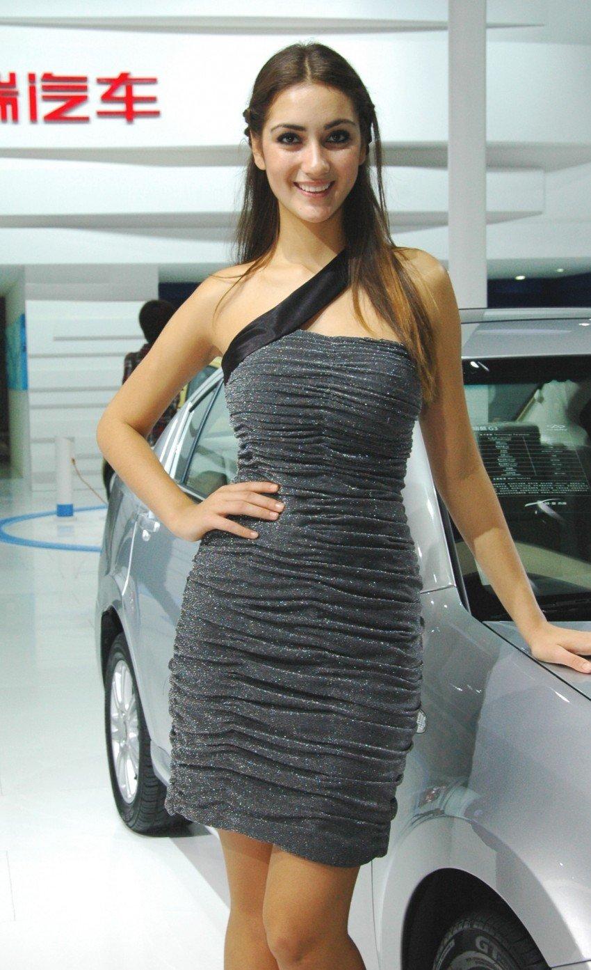 Auto China 2012: the ladies of Beijing share the spotlight Image #104462