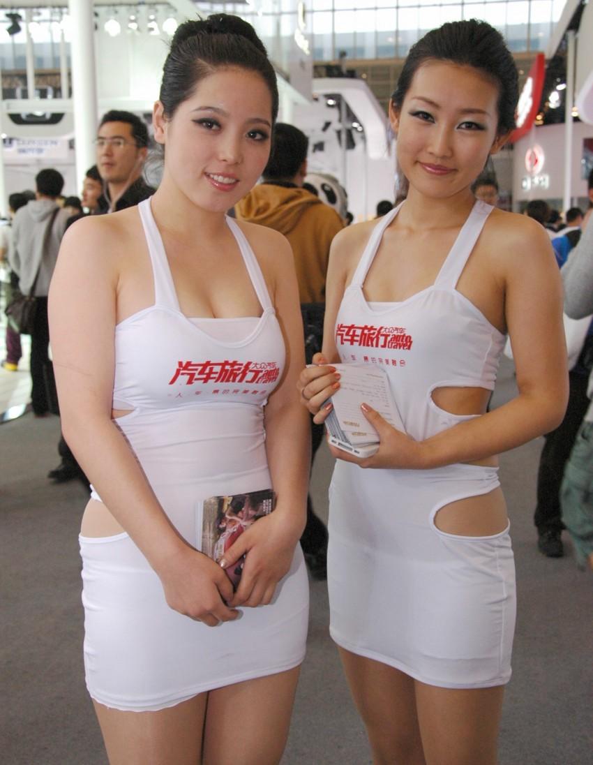 Auto China 2012: the ladies of Beijing share the spotlight Image #104504