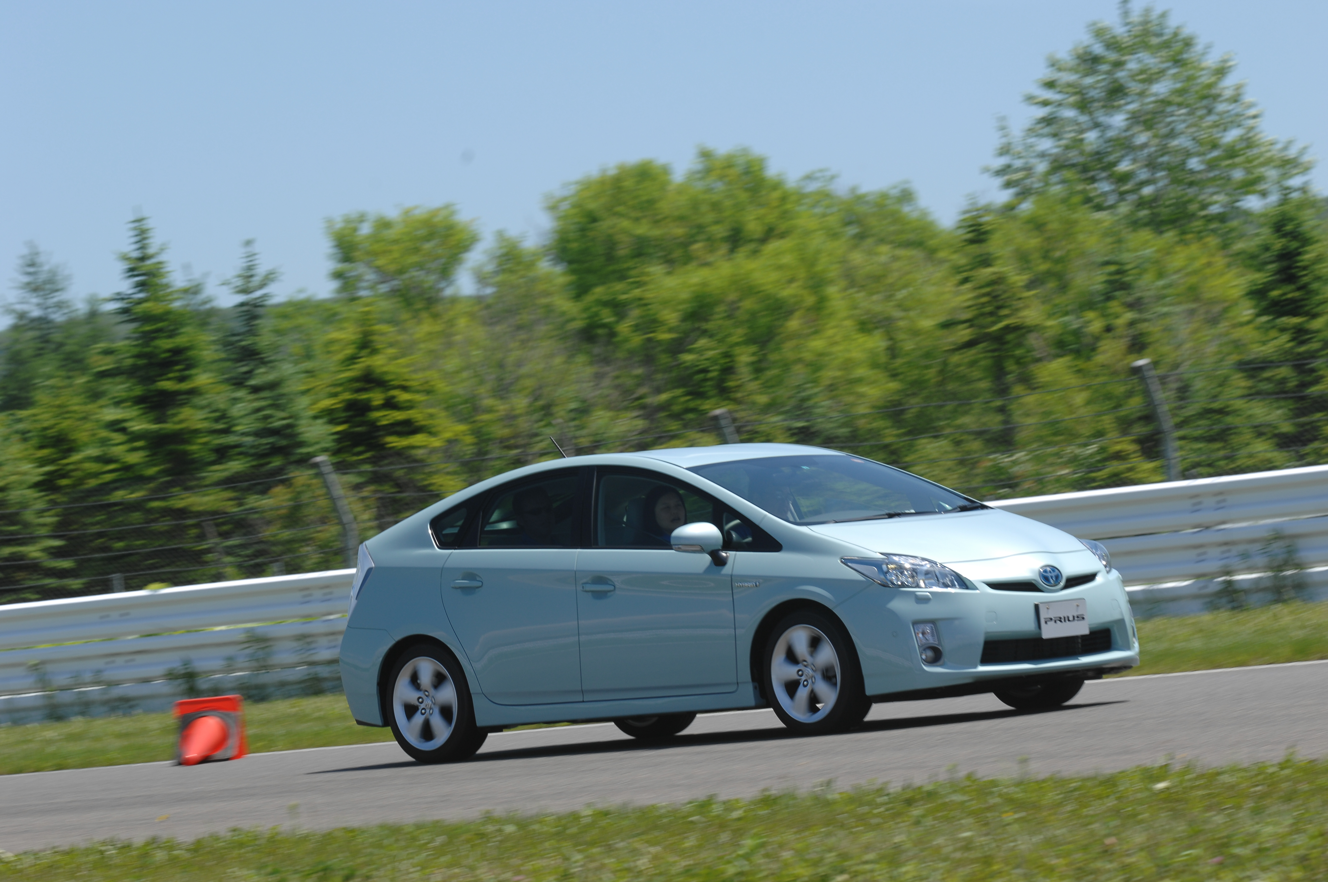 3rd generation Toyota Prius: first impressions Image 155297