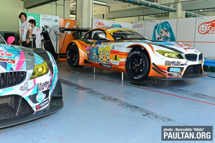 Autobacs Super GT 2012 Round 3: Friday Gallery Image #111050
