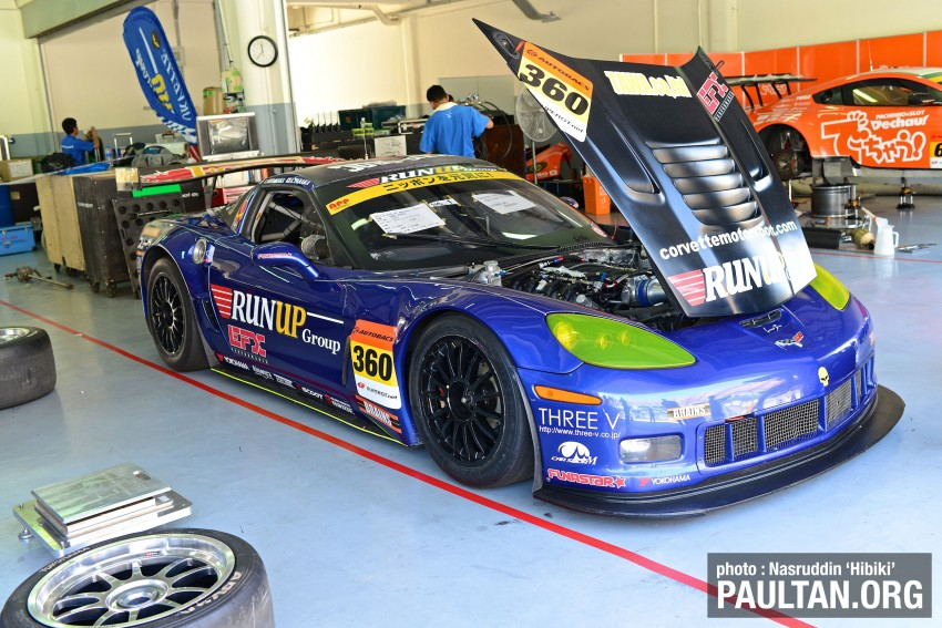 Autobacs Super GT 2012 Round 3: Friday Gallery Image #111055