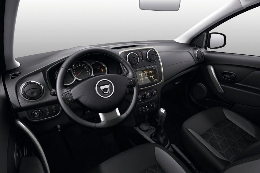 Dacia Sandero Stepway – Logan hatch with 4X4 style Image #134467