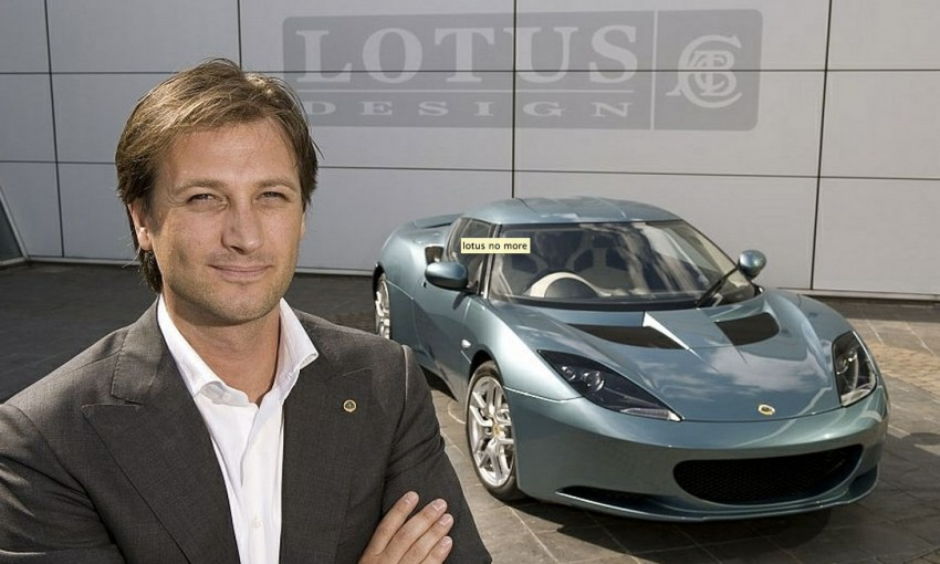 Dany Bahar sues DRB-Hicom over alleged wrongful termination from Lotus Image #113497