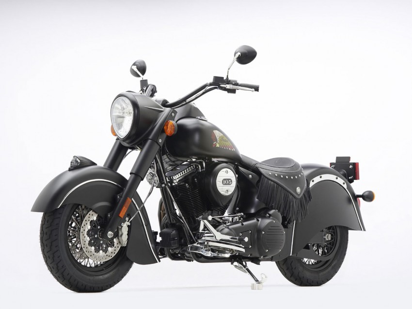 Naza World brings in Indian Motorcycles – not from India! Image #73062