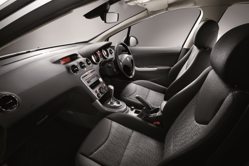 Peugeot 408 launched – Turbo at RM126k, 2.0 at RM110k Image #107680