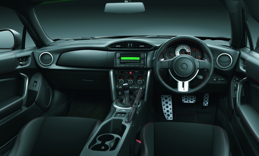 Toyota 86 officially launched in Malaysia – manual going for RM243k, auto RM249k – we try it! Image #110048