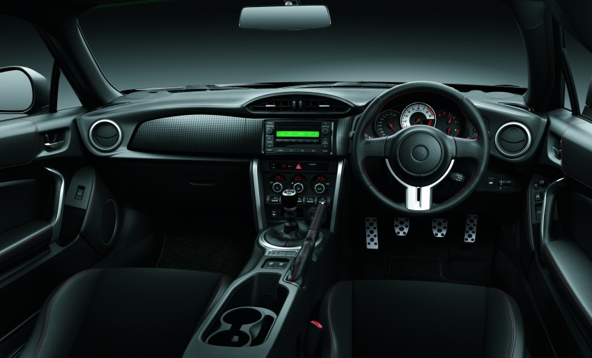 Toyota 86 officially launched in Malaysia – manual going for RM243k, auto RM249k – we try it! Image #110043