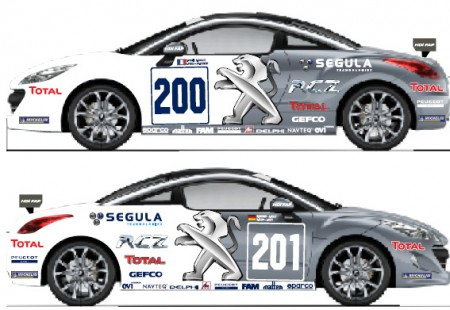 Peugeot RCZ finishes best in class at 24 Hours of Nurburgring ...
