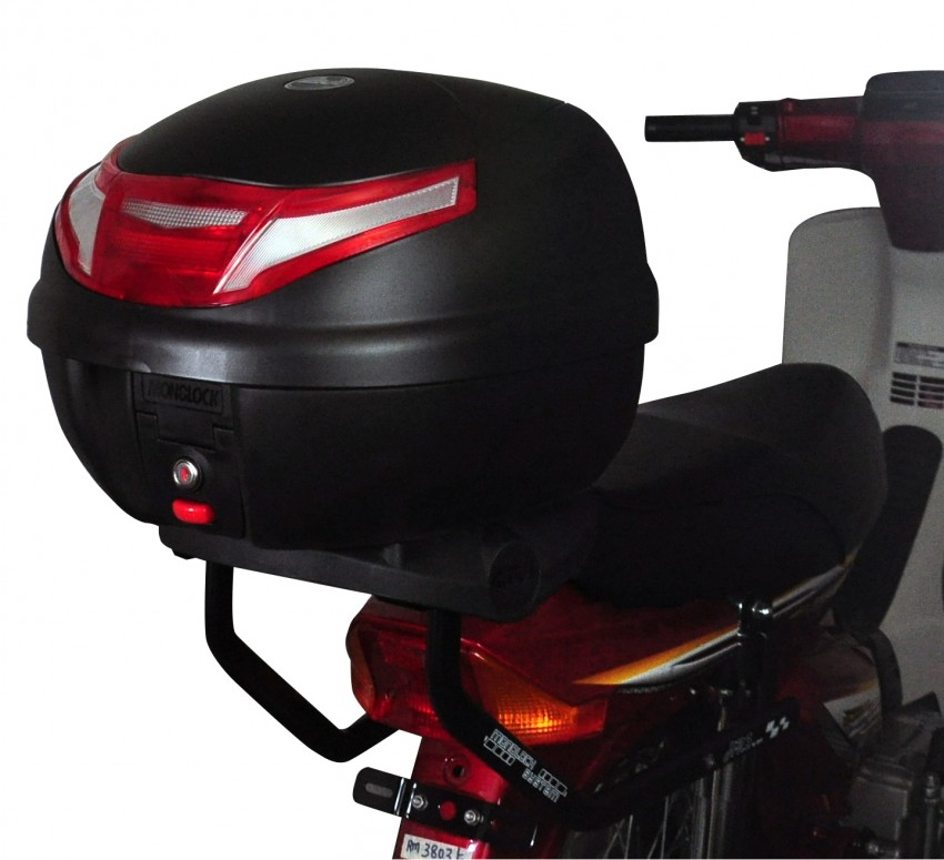 GIVI releases two new boxes – E30RN, E350RN Image #113936