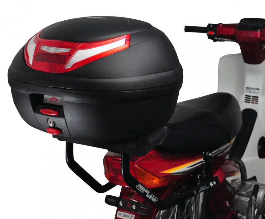 GIVI releases two new boxes – E30RN, E350RN Image #113938