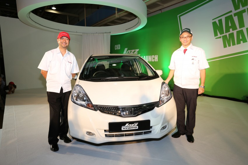 Honda Jazz Hybrid CKD launched, first hybrid to be assembled in Malaysia – RM89,900 Image #142584