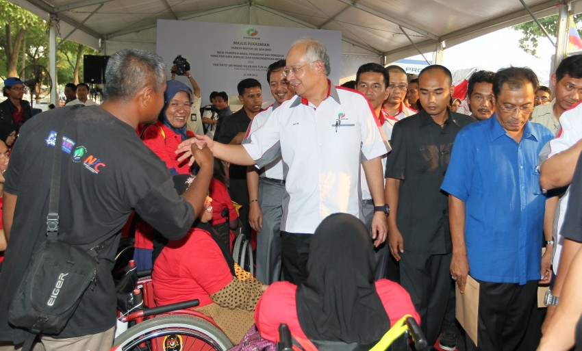 Perodua opens disabled friendly showroom in KL Image #114453