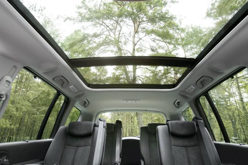 Renault Espace IV gets facelift, better economy Image #114347