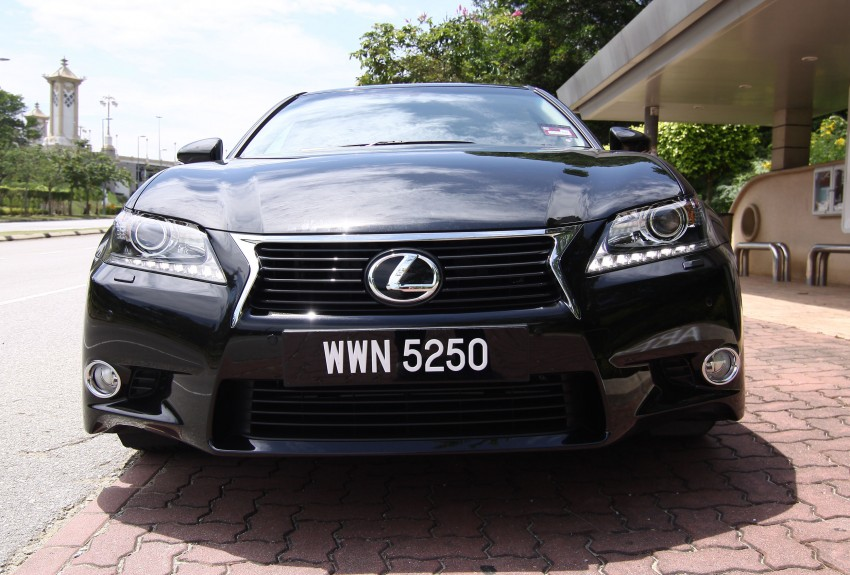 DRIVEN: Lexus GS 250 Luxury & GS 350 Luxury previewed Image #96050
