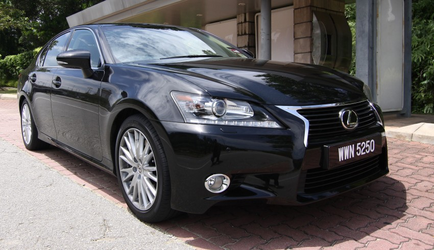 DRIVEN: Lexus GS 250 Luxury & GS 350 Luxury previewed Image #96051