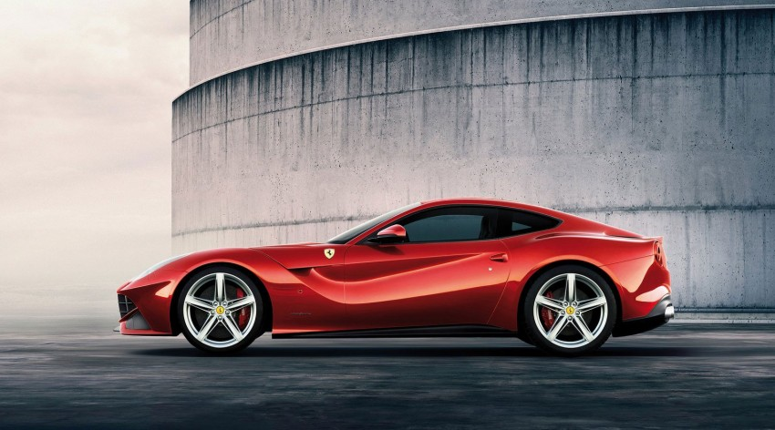 VIDEO and GALLERY: The Ferrari F12 Berlinetta Image #121992